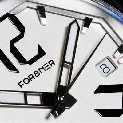 Détail des montres for8ner